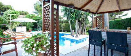 Luksus villa i Calahonda syd for Malaga