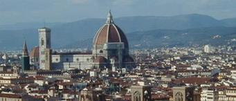 Toscana - regionen omkring Firenze, Lucca og Siena
